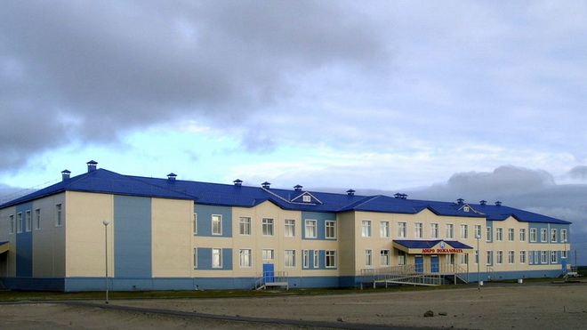 Storvik Consult :: Construction of a new secondary school in Naryan-Mar